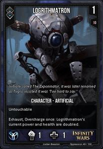 Logrithmatron