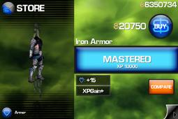 Iron Armor IB1