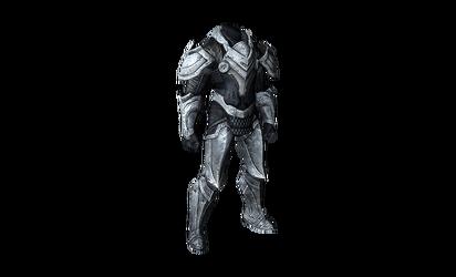 Iron Plate Armor