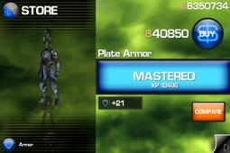 Plate Armor IB1