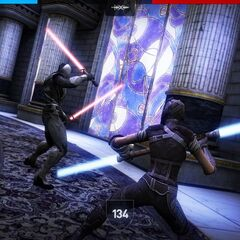 Ryth returns in Infinity Blade III.