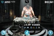 Dead king's warden