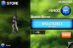 Bronze Armor IB1
