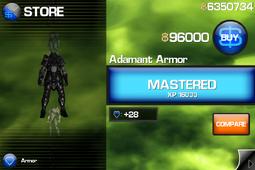 Adamant Armor IB1