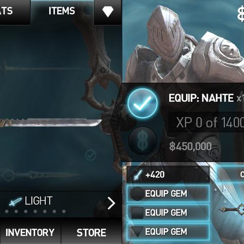 Screenshot of Nahte (IB2)