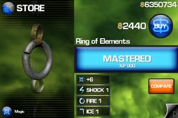 Ring of Elements IB1