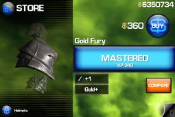 Gold Fury IB1
