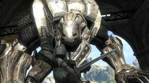 Infinity Blade 2 Launch Trailer