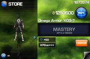 Omega Armor XOS-7