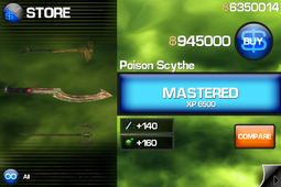 Poison Scythe (IB1)
