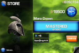 Mana Crown IB1