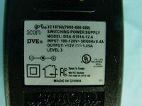 3Com OfficeConnect 3CRWER100-75 FCC l