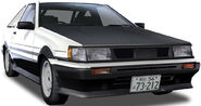 Wataru's Levin (Alliance)