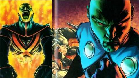 Injustice Gods Among Us - History of Martian Manhunter-0