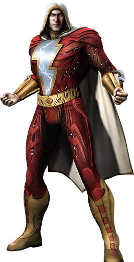 Shazam Injustice Gods Among Us Wiki Fandom Powered By