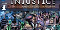 Injustice: Gods Among Us Year Four Annual 1