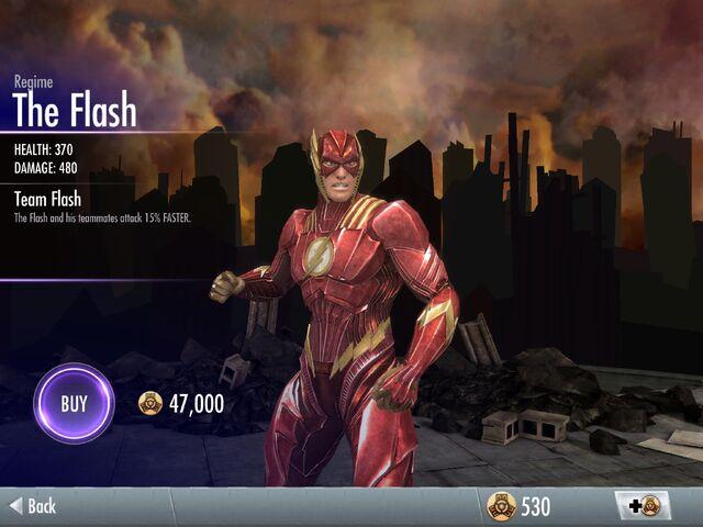 Image - Flash Regime Moblie.jpg   Injustice:Gods Among Us ...