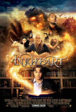Inkheart film poster