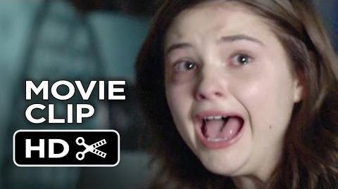 Insidious Chapter 3 Movie CLIP - iChat (2015) - Stefanie Scott, Lin Shaye Horror Movie HD