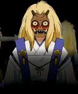 Male Utsugi (Masked)