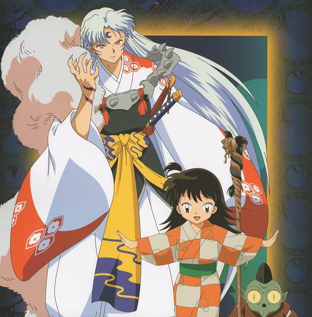 Datei:Sesshomaru And Rin.jpg