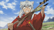Inuyasha bullying Jaken