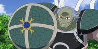 Ryūjin's shield