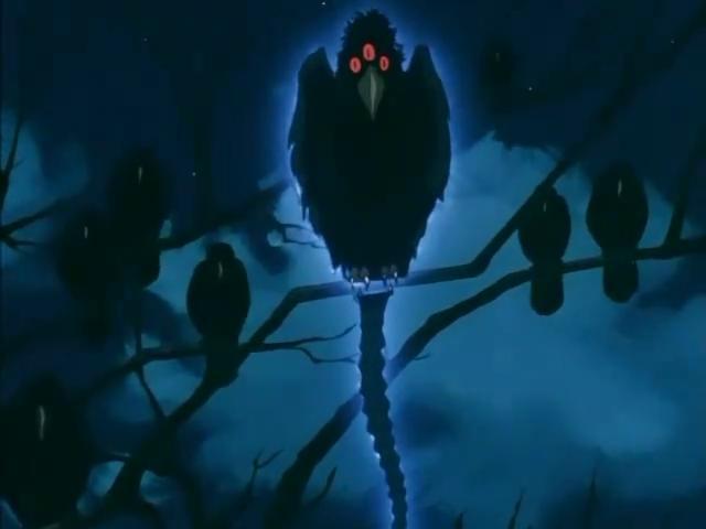 Kuvahaun tulos haulle inuyasha episode 2 three eyed raven