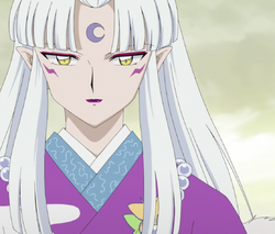 Sesshomaru's mother 3