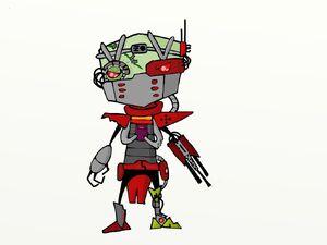 Mechanized Tark