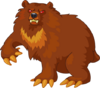 Ferocious Grizzly