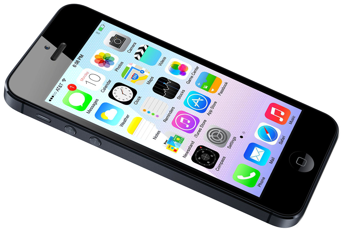 Image - Iphone-5-ios7.jpg | Apple Wiki | Fandom powered by ...