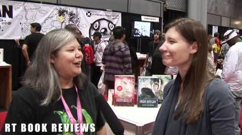 Author Julie Kagawa on her Iron Fey series