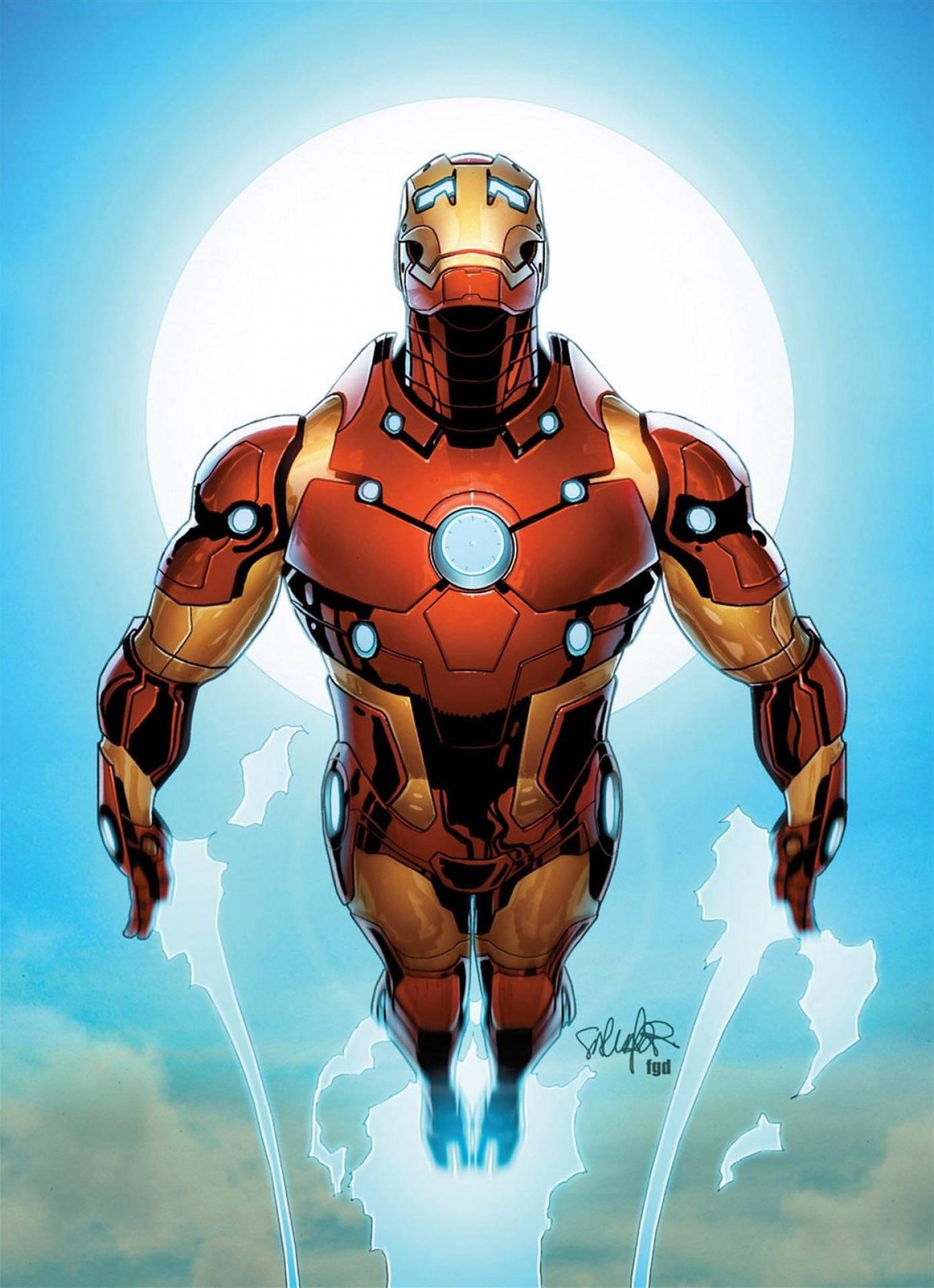 Model 38   Iron Man Wi...