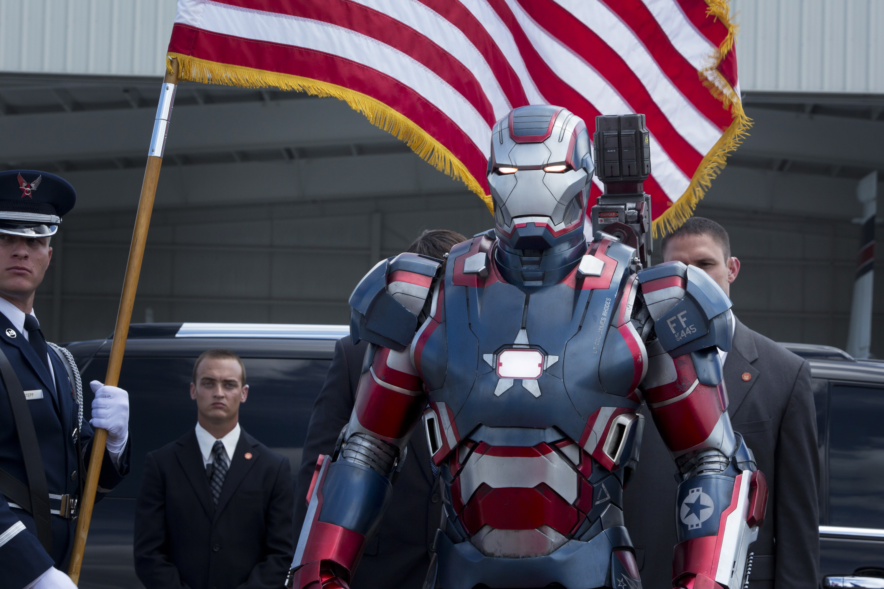 Iron Patriot Armor Iron Patriot 1