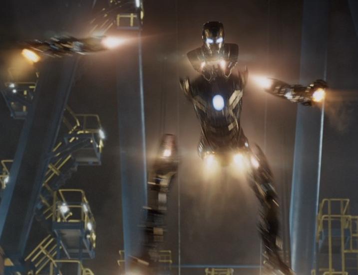 Iron Man 3 Armor Mark ...