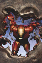 Iron Man Vol 4 6 Textless