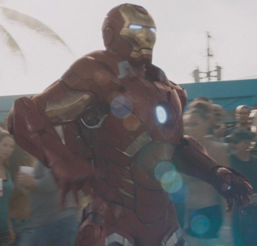 Iron Man Vii Mark Vii in Iron Man 3