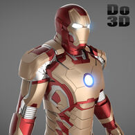 Large iron man 3 suits - mark 42 tony stark mark 39 gemini 3d model 3ds fbx obj max 707f3e8f-dc76-4652-a1b6-2bf10d4663dc