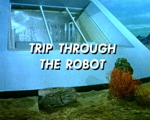 Trip through the robot
