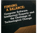 Finding a Balance: Computer Software, Intellectual Property, and the Challenge of Technological Change
