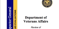 Review of Alleged Transmission of Sensitive VA Data Over Internet Connections