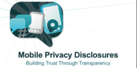 Mobile Privacy Disclosures: Building Trust Through Transparency