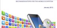 Privacy on the Go: Recommendations for the Mobile Ecosystem