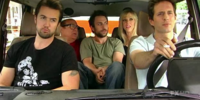 The Gang Hits the Road