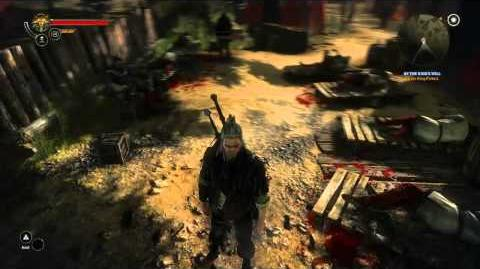 Camp of Foltest's Army (The Witcher 2) HD