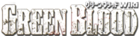 Green Blood Wiki Wordmark