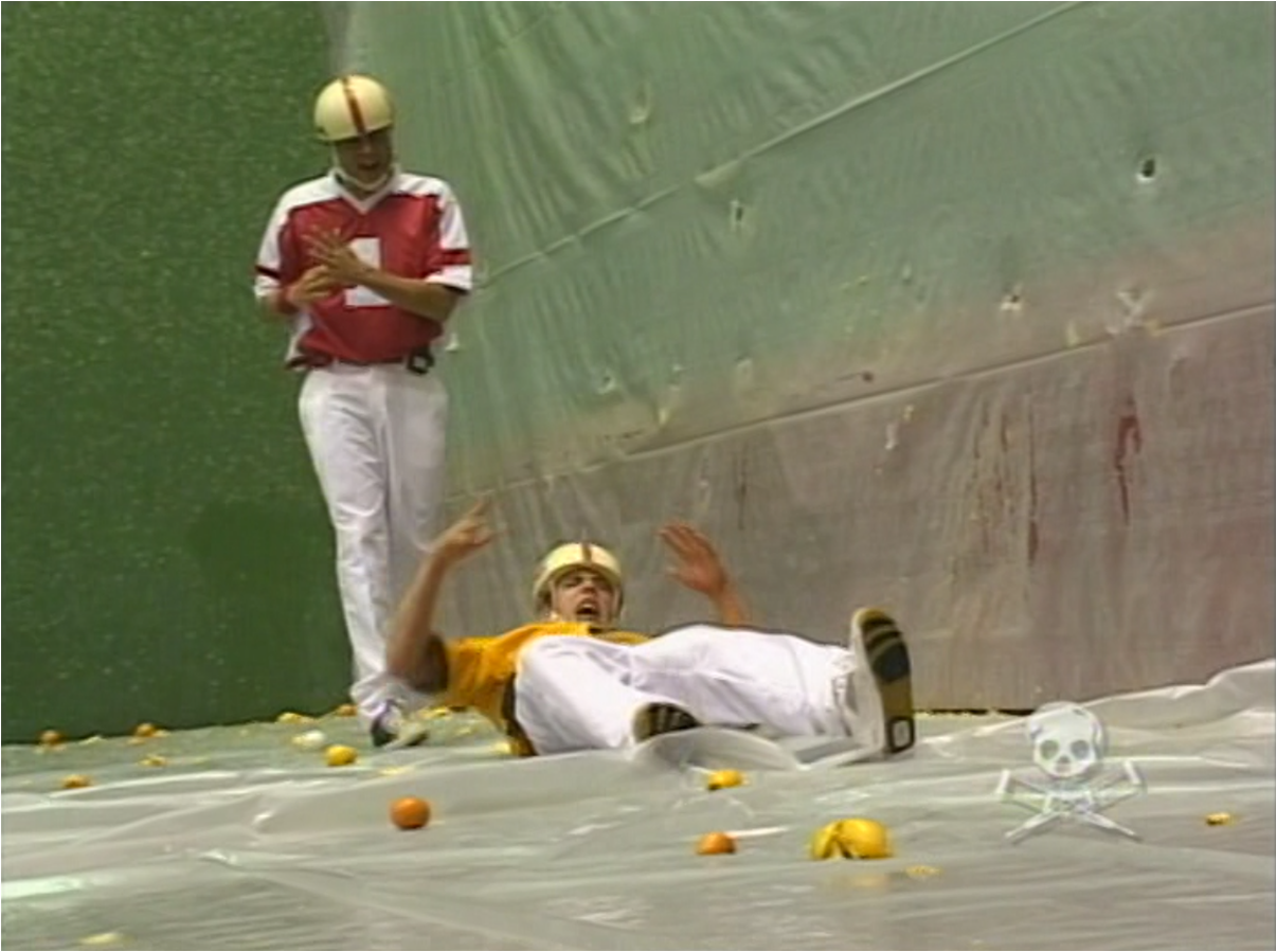 Jai alai injuries