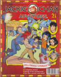 Jackie Chan Adventures Magazine 21