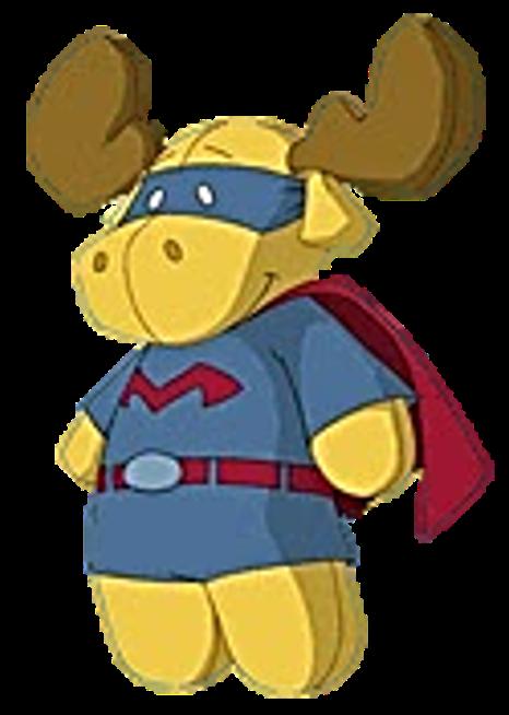 Super Moose | Jackie C...